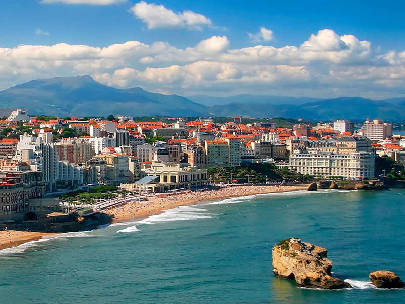 Les agences immobilières de luxe à Biarritz